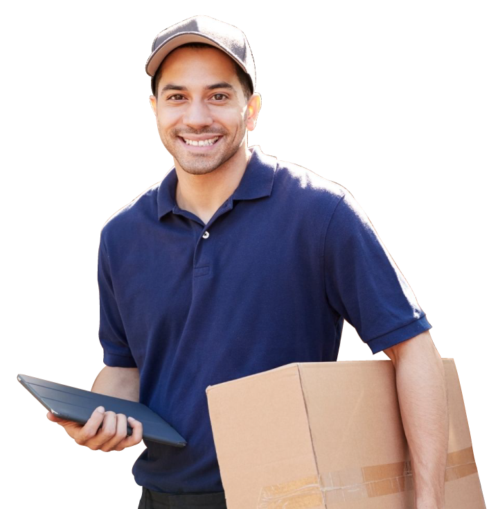 Express Delivery Person