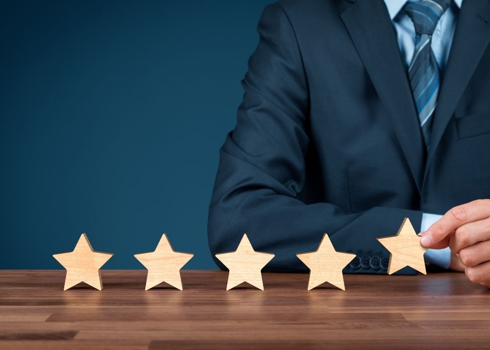 Expect Quality Service - 5 Star